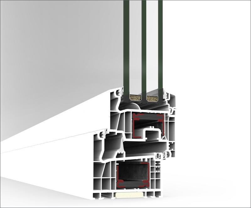 Nueva serie A 84 Passivhaus 1.0 de Cortizo PVC