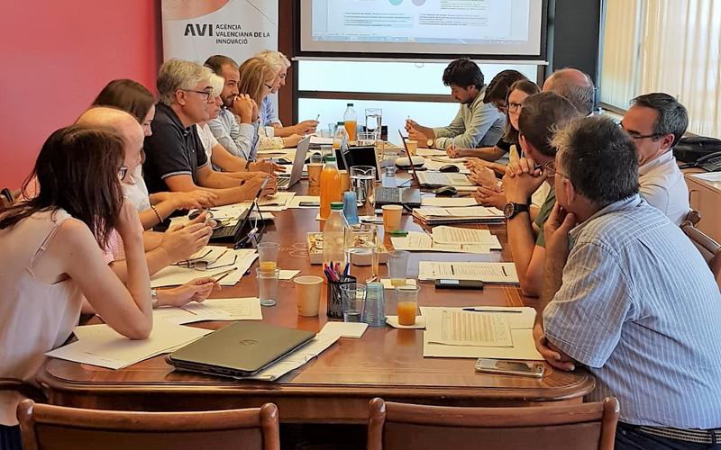 Reunión del Comité Estratégico de Economía Circular