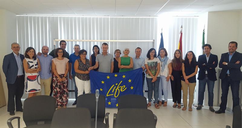 Presentación del proyecto europeo LIFE RenaturalNBEB
