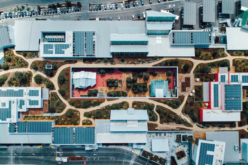 Vista aérea de MPK 21