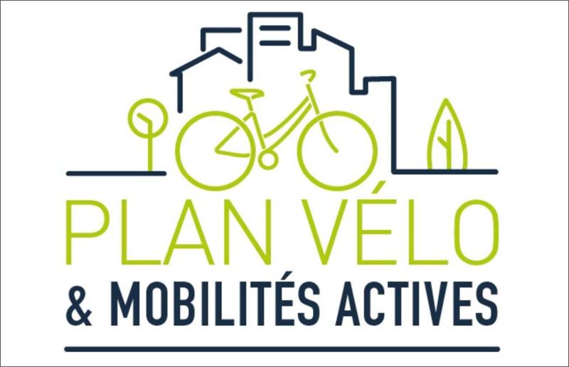 Logo plan vélo del Gobierno de Francia