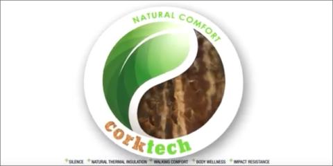 Hydrocork de Amorim con tecnología Corktech