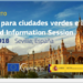 Jornada sobre el programa Copernicus para ciudades verdes e inteligentes, el 4 de octubre en Sevilla