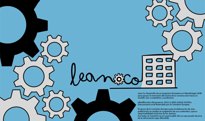 Logo proyecto europeo Lean.Co