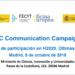 Jornada en Madrid el 8 de octubre sobre las últimas novedades para la participación en Horizonte 2020