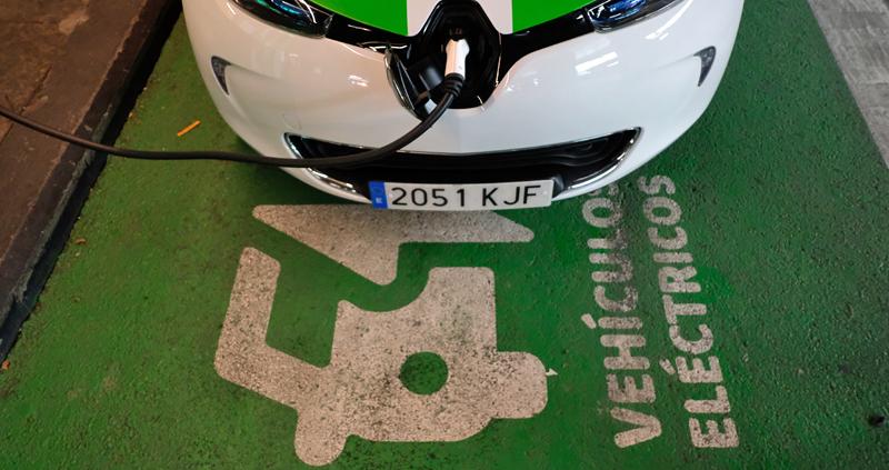 Vehículo eléctrico