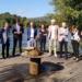 El manantial O Tinteiro, referente de la construcción sostenible en Galicia por su integración con el entorno