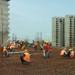 La Universidad de Bath busca sustituir la arena del hormigón por plástico residual para la construcción sostenible en India
