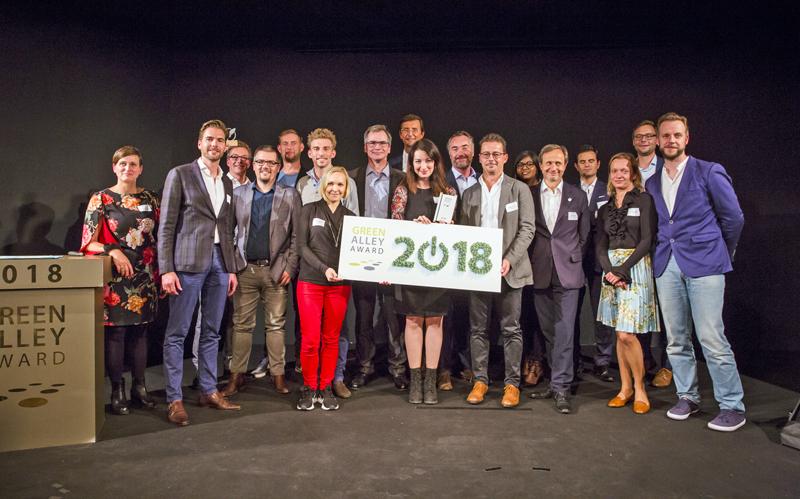 Los finalistas del Green Alley Award 2018