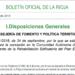Abierta la convocatoria de ayudas a la rehabilitación en La Rioja para eficiencia energética, conservación y accesibilidad