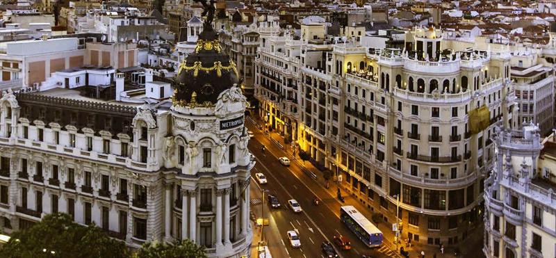 Gran avía de Madrid