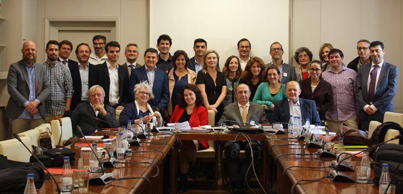 Celebración del segundo Comité Técnico del V Congreso Edificios Energía Casi Nula