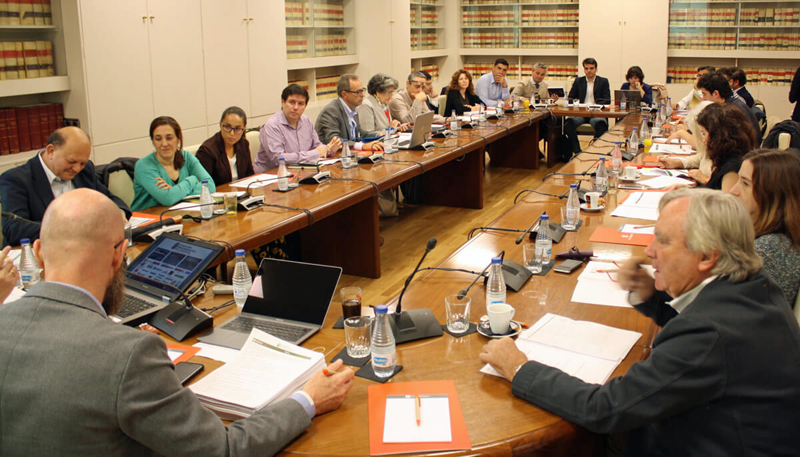 Encuentro del Comité Técnico