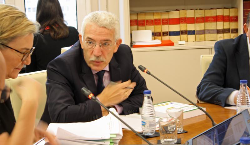 Luis Vega, subdirector general de Arquitectura y Edificación
