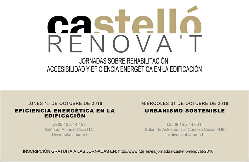 Cartel de la nueva edición 'Castelló Renova't'