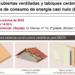Hispalyt organiza una jornada sobre cubiertas ventiladas y tabiques cerámicos para Edificios de Consumo de Energía Casi Nulo