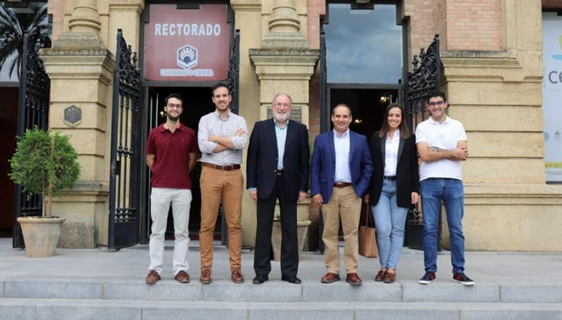 Equipo de investigadores de la UCO