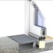 KÖMMERLING presenta PremiPlan Plus, una solución de umbral para puertas para construcciones accesibles