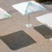 Mahou San Miguel desarrolla parasoles para hostelería que reducen la contaminación gracias a la nanotecnología