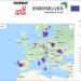 Nuevo mapa para identificar las mejores formas de autoconsumo energético en edificios del proyecto europeo Enerselves
