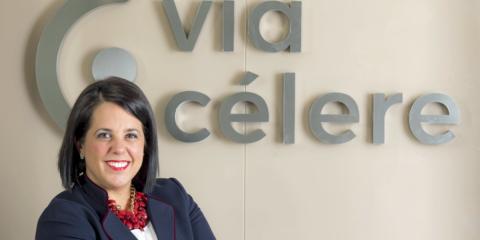 Sandra Llorente, directora de Innovación e Industrialización de Vía Célere