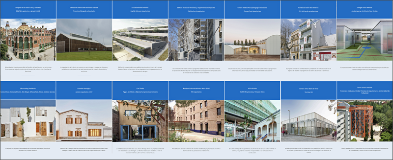 Premio Mapei a la Arquitectura Sostenible 2018