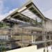 La Xunta de Galicia adjudica la obra de Fontán en la Ciudad de la Cultura, un edificio sostenible y flexible