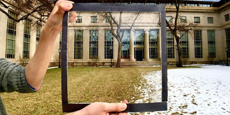 MIT material traslucido pelicula