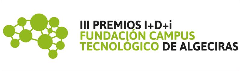 Logo Premios I+D+i Fundación Campus Tecnológico de Algeciras