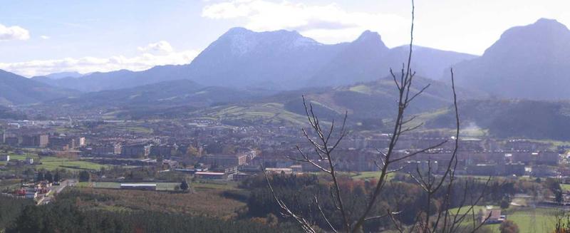 vistas de pueblo