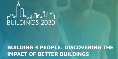 Building 30 presentará su estudio sobre el impacto de los edificios sostenibles en el bienestar y la productividad