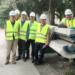 La fábrica de Lafarge en Sagunto es elegida por su experiencia en valorización de residuos