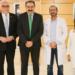 El Hospital Virgen de Altagracia de Manzanares reduce a la mitad las emisiones de CO2 y el consumo energético