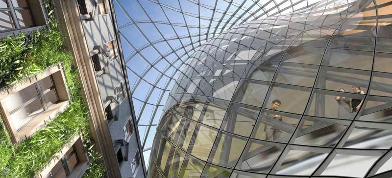 cúpula solar