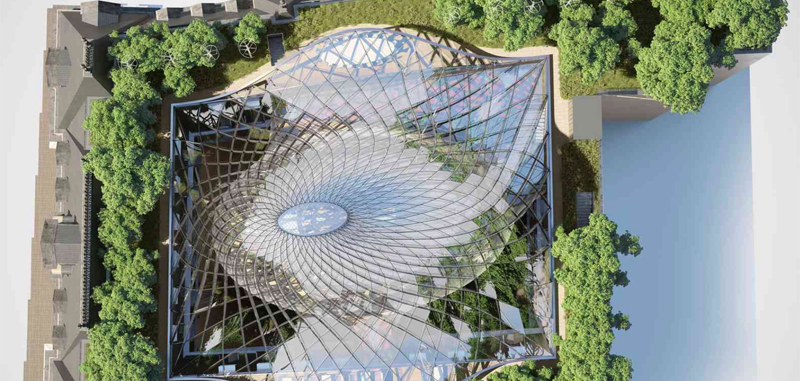 cúpula hotel