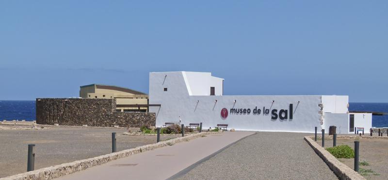Museo de La Sal en Fuerteventura