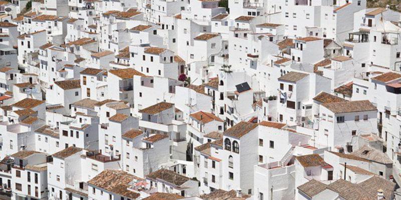 casas blancas
