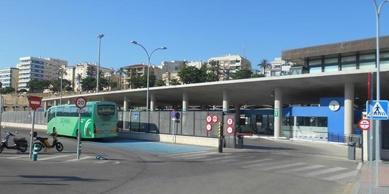 infraestructura estación autobuses sostenible