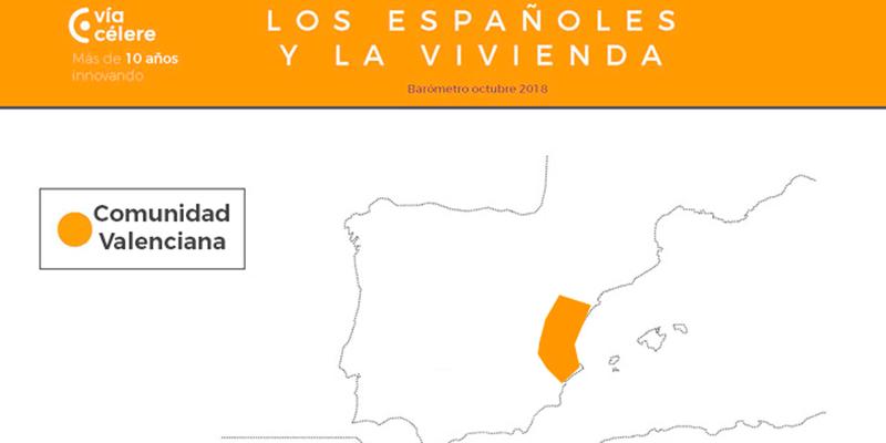 cartel comunidad valenciana