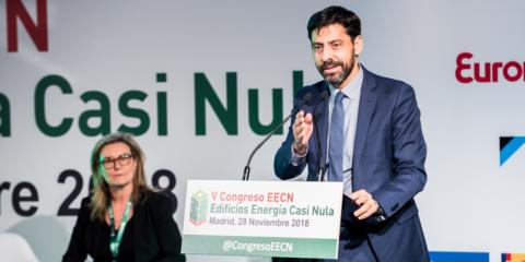 Inauguración V Congreso Edificios Energía Casi Nula