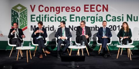 Mesa redonda Financiación, inversión y viabilidad económica de los EECN: explorando nuevos modelos rentables en obra nueva y rehabilitación