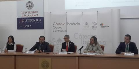 La Cátedra Iberdrola VIII Centenario presenta los primeros resultados sobre el cálculo de necesidades energéticas de un edificio