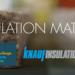 Knauf Insulation publica su informe de sostenibilidad 2018 indicando los objetivos alcanzados de ahorro energético y reducción de CO2