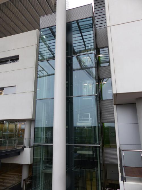Campus de formación de Iberdrola.