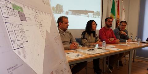 El óptimo aislamiento térmico del nuevo CEIP de Barbaño en Extremadura le dotará de calificación energética A