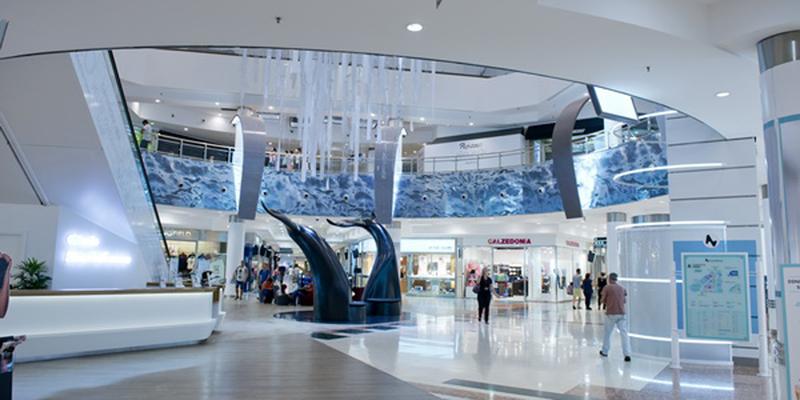 centro comercial Meridiano certificación sostenibilidad
