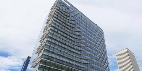 Gmp firma un préstamo verde con BBVA para financiar el edificio rehabilitado Castellana 77 de Madrid