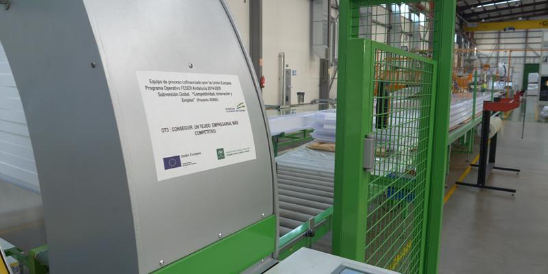 IDEA apoya con 2 M€ la ampliación de una fábrica cordobesa para el desarrollo de paneles aislantes de gran eficiencia energética
