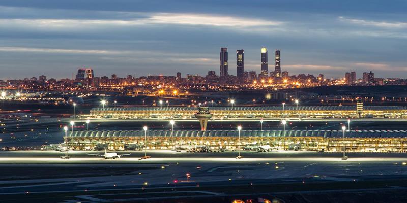 Madrid invierte regeneración urbanística aeropuerto