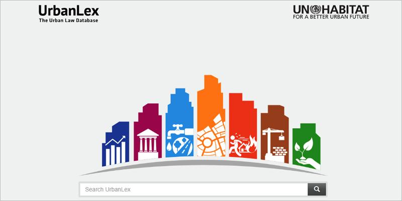 ONU-Hábitat lanza la plataforma UrbanLex para consultar información técnica sobre planificación de ciudades de 190 países
